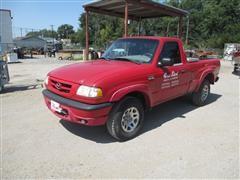 2001 Mazda B3000 SX 2WD Pickup