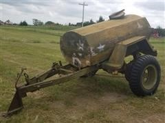 1968 Army 400-Gal 2-Wheel M149 Tank Trailer