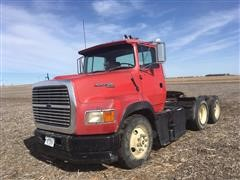 1993 Ford L9000 Aeromax Daycab T/A Truck Tractor