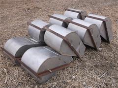 MoorMans Stainless Steel Sow Feeders