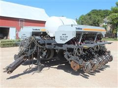 CrustBuster 3400 All Plant 36x12 3) Section Double Disk Grain Drill