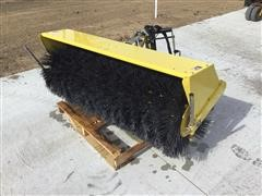 2014 John Deere 60 Heavy Duty Broom