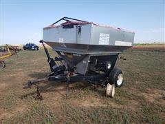 Tyler 5 Ton T/A Dry Fertilizer Spreader