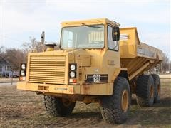 Cat D300B 30 Ton 6WD ArticulatingTruck