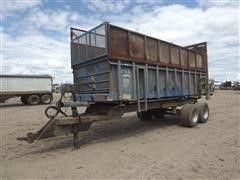Sioux Automation 5220-DM900006E Manure Spreader/Silage Wagon