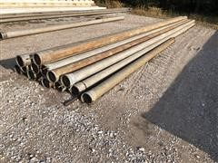 """6"""" Aluminum Mainline Pipe"""