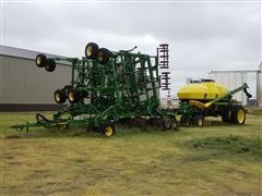 2012 John Deere 1830/1910 50' No-Till Air Hoe Drill