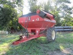 Unverferth 4500 Grain Cart