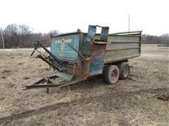 grain-O-vator Series 60 PTO Drive Feed Wagon