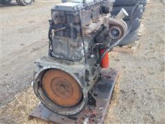 1999 Cummins N14 Plus Engine Core W/Spun Rod Bearing