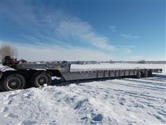 1999 Trail-Eze DHT7048 Drop Deck Trailer