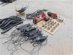Case IH 1250 Early Riser Tru Count Row Clutch, Wiring Harness
