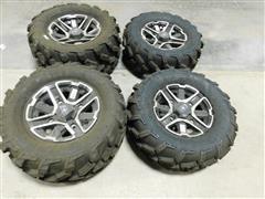 Polaris P-X-T Xtreme Tire ATV Wheels and Tires
