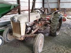 1953 Ford Jubilee Tractor