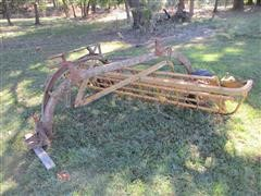 New Holland 56 Hay Rake