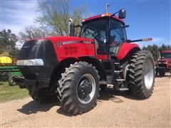 2009 Case IH Magnum 225 CVT MFWD Tractor
