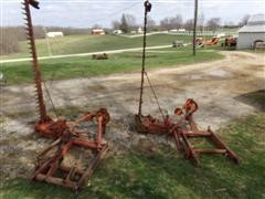 Used Sickle Mowers