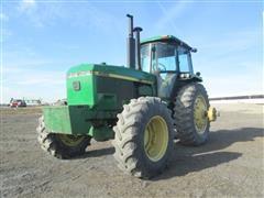1989 John Deere 4955 MFWD Tractor