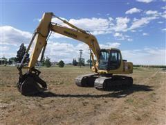 2000 Komatsu PC150LC-6K Excavator