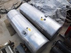 Freightliner 120-Gallon Aluminum Fuel Tanks