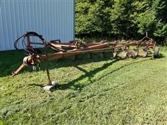 International Harvester 720 8 Bottom Plow