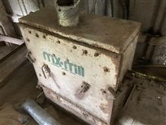 Mix-Mill Stationary Automatic Grinder Mixer