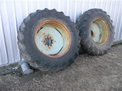Goodyear 18.4-34 Dual Tires