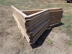 Wood Bulk Heads