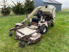 2001 Grasshopper 721 Lawn Mower