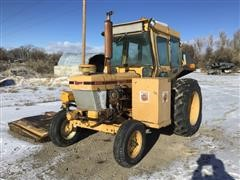 1981 Ford 6610 Tractor With Mowers
