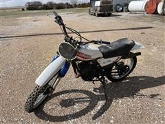 Yamaha MX 175 Dirt Bike (INOPERABLE)