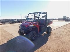 2014 Polaris Ranger 900 XP Side X Side ATV
