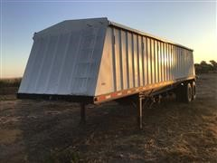 1998 Neville Built T/A Grain Trailer