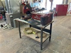 Milwaukee Saws, Table & Ext Cords