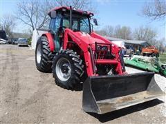 Mahindra MPower 85P MFWD Tractor W/Mahindra 85PL Loader