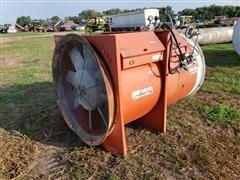 Farm Fans Inc Aeration Fan/Gas Dryer