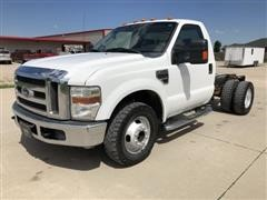 2010 Ford F350 XLT Super Duty 2WD Pickup
