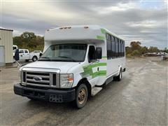 2011 Eldorado Aerotech Ford 240 Passenger Bus