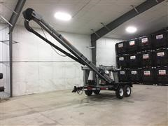2013 CrustBuster Speed King Tote E 2-Box Seed Tender W/ Scale