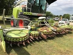 2011 Claas Orbis 750 Forage Header
