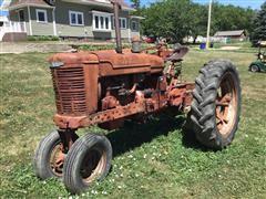 1950 International M Tractor