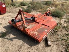 Rhino 6' 3-Pt Shredder/Mower Deck