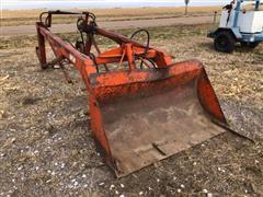 DU-AL 250 Tractor Front End Loader