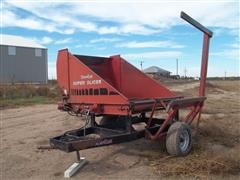 DewEze Super Slicer Table Bale Feeder