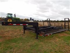 2009 Shopmade Combine/Machinery Trailer
