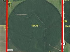 156.78+/- Acres Franklin County, NE