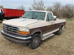 1992 Ford F250 XLT 2WD Pickup