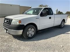 2008 Ford F150XL 2WD Extended Cab 4-Door Pickup W/Tommy Lift