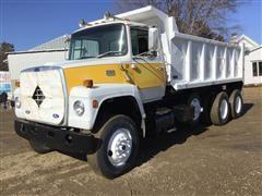 1984 Ford LN8000 Tri/A Dump Truck