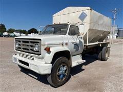 1981 GMC 7000 Sierra S/A Tender Truck